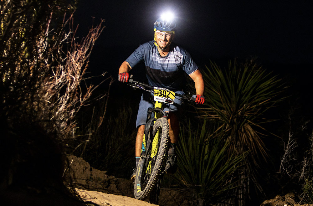 Night Riding And the Energy Transition