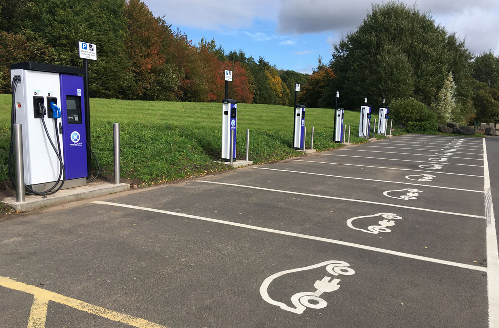 Why Do Electric Vehicles Need Microgrids?