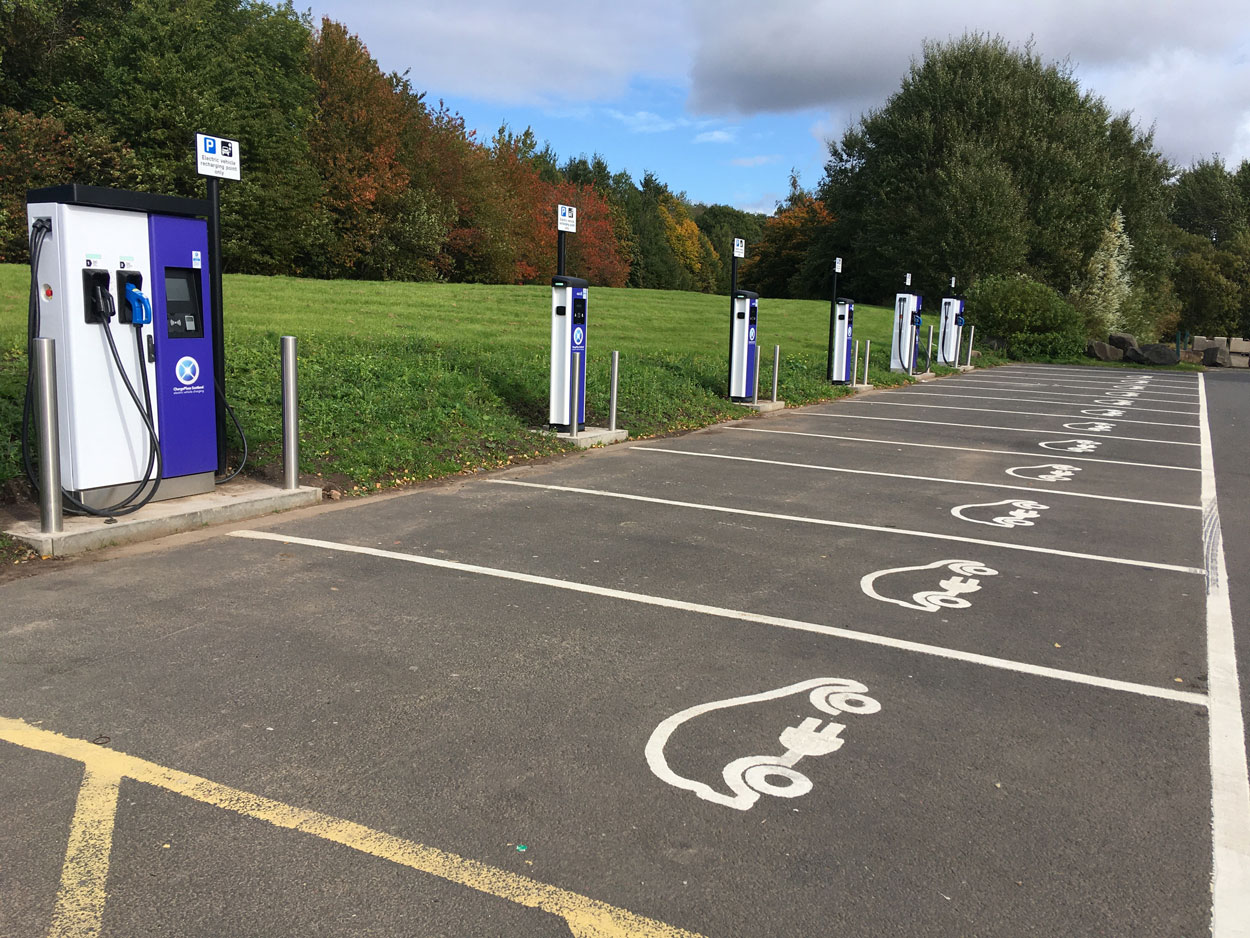 Why do electric vehicles need microgrids? Ask VECKTA