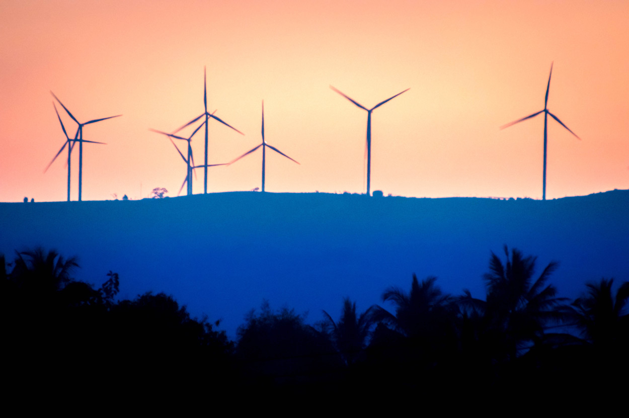 The Importance Of Wind In Microgrids - VECKTA