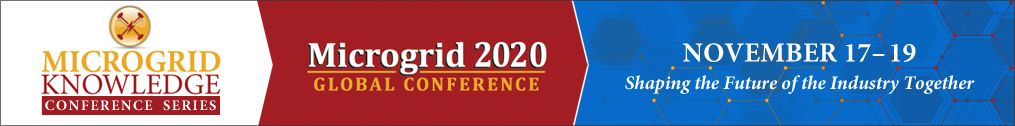 Microgrid 2020 Global Conference