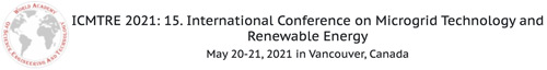 International Conference on Microgrid Technology and Renewable Energy