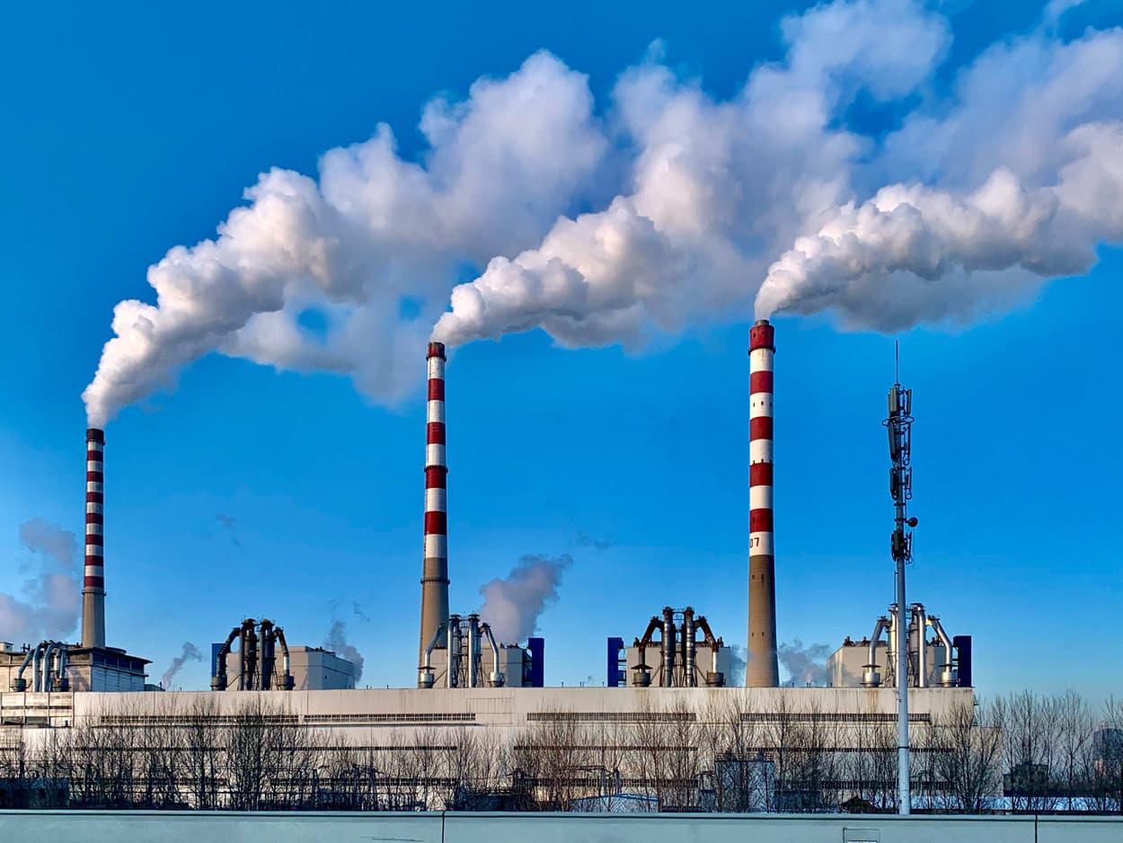 VECKTA talks about Carbon Emissions