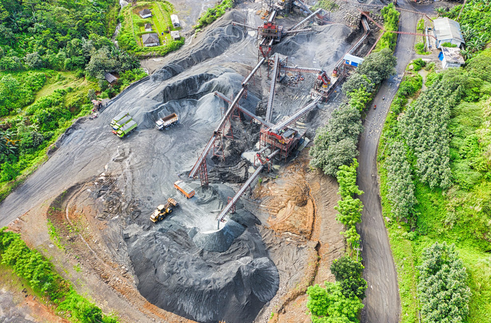 VECKTA Blog - Mining and the Energy Transition